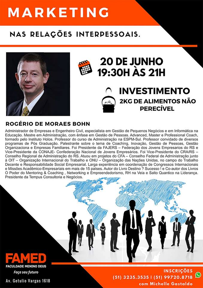 palestra Rogerio - junho 2018
